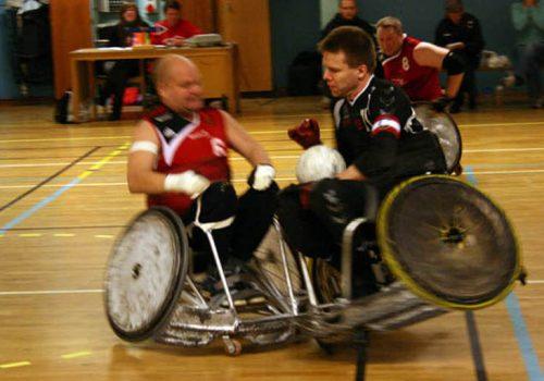 Malmö Open 08 - Wheelchair rugby
