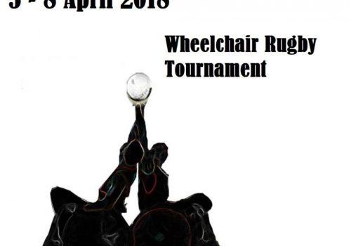 Egmont Open Wheelchair rugby