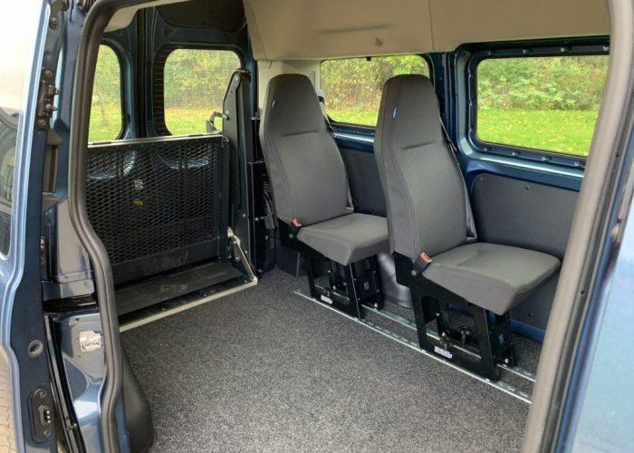 Sæder til minibusser